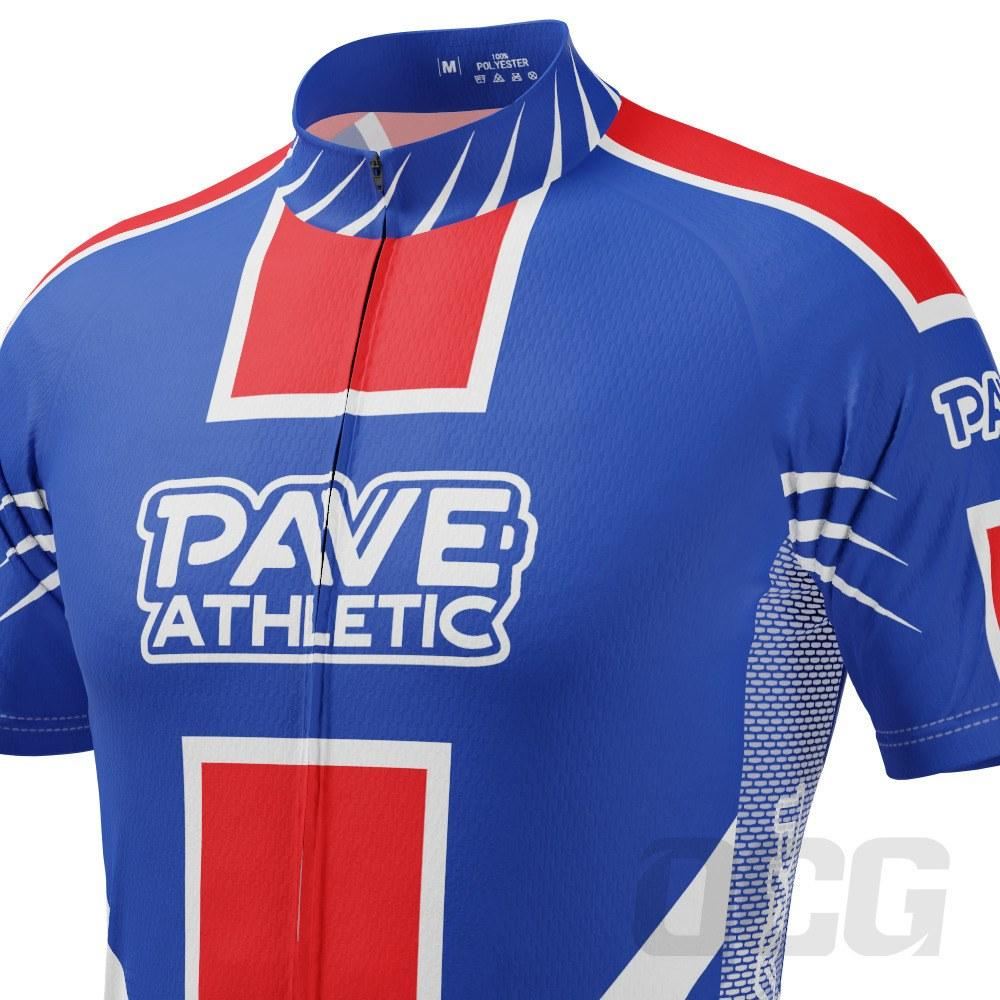 PAVE Athletic Modern Brooklyn Short Sleeve Cycling Jersey