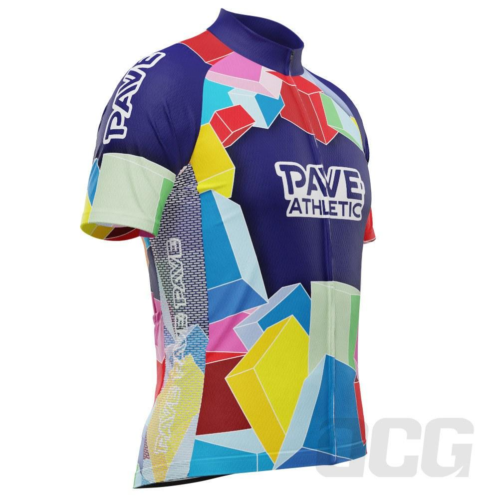 PAVE Athletic Cuddles Short Sleeve Cycling Jersey