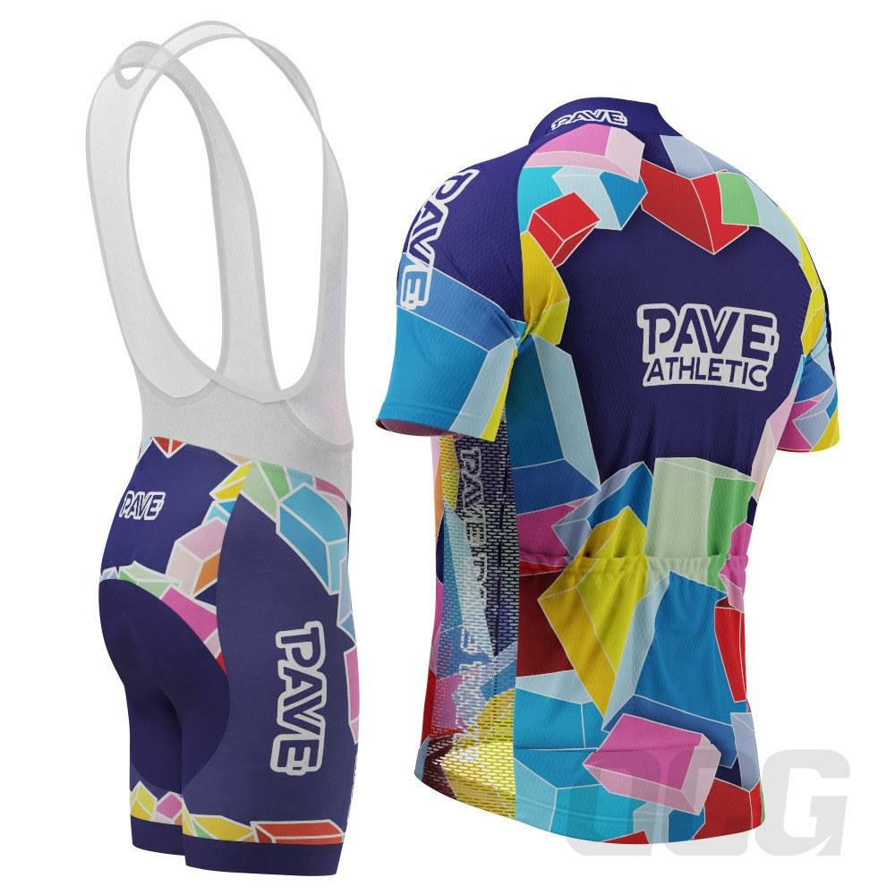 PAVE Athletic Cuddles Retro Short Sleeve Cycling Kit