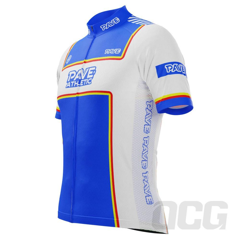 PAVE Athletic Electronic Short Sleeve Cycling Jersey