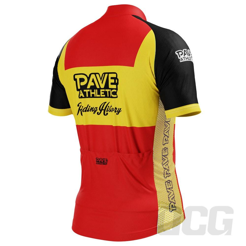 PAVE Athletic TIR Short Sleeve Cycling Jersey