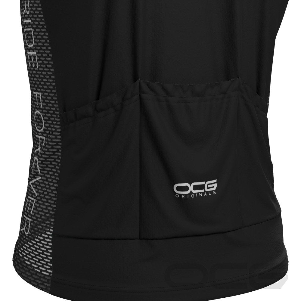 Men's Ride Forever Infinity Sleeveless Cycling Jersey