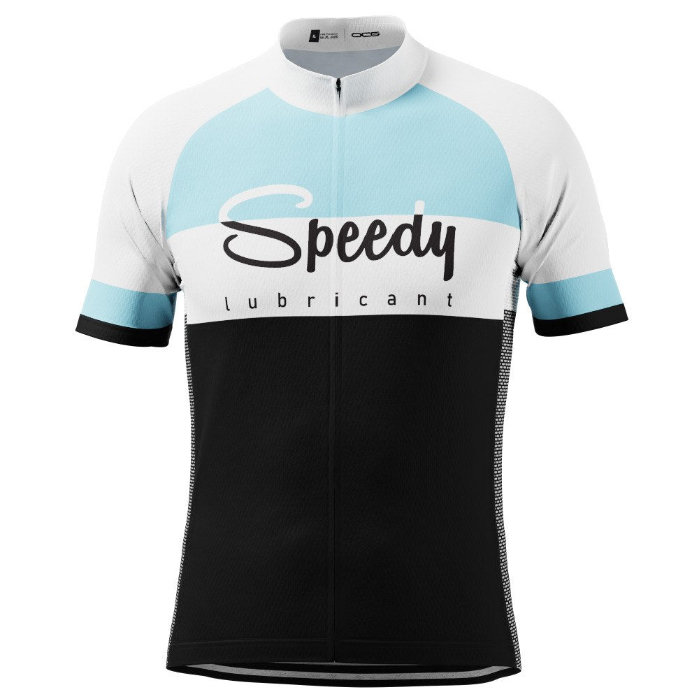 Men's Bond Signature Series Speedy Lubricant Cycling Jersey