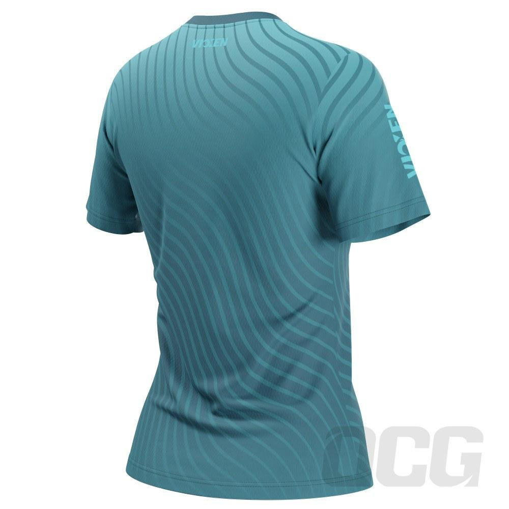 Vixen Four Seasons Winter Short Sleeve Running Shirt