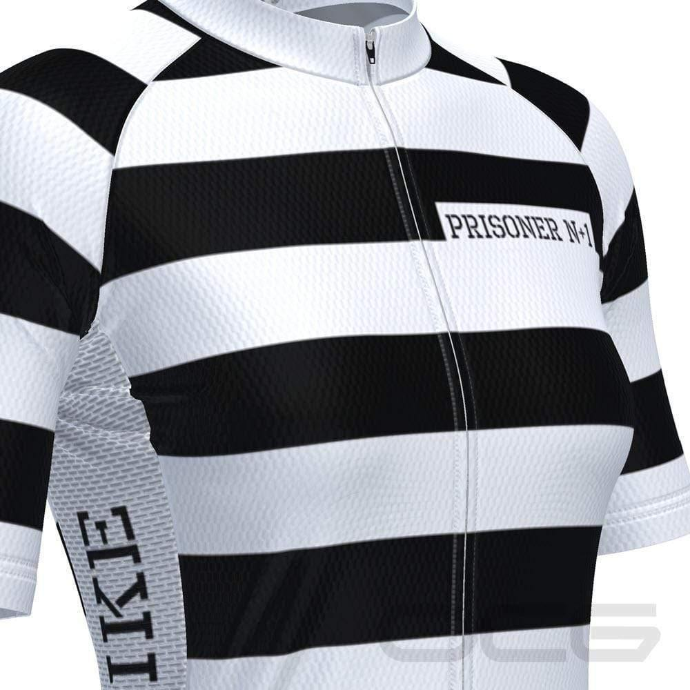 Women's Convict N+1 One Bike Too Many Cycling Jersey-OCG Originals-Online Cycling Gear Australia