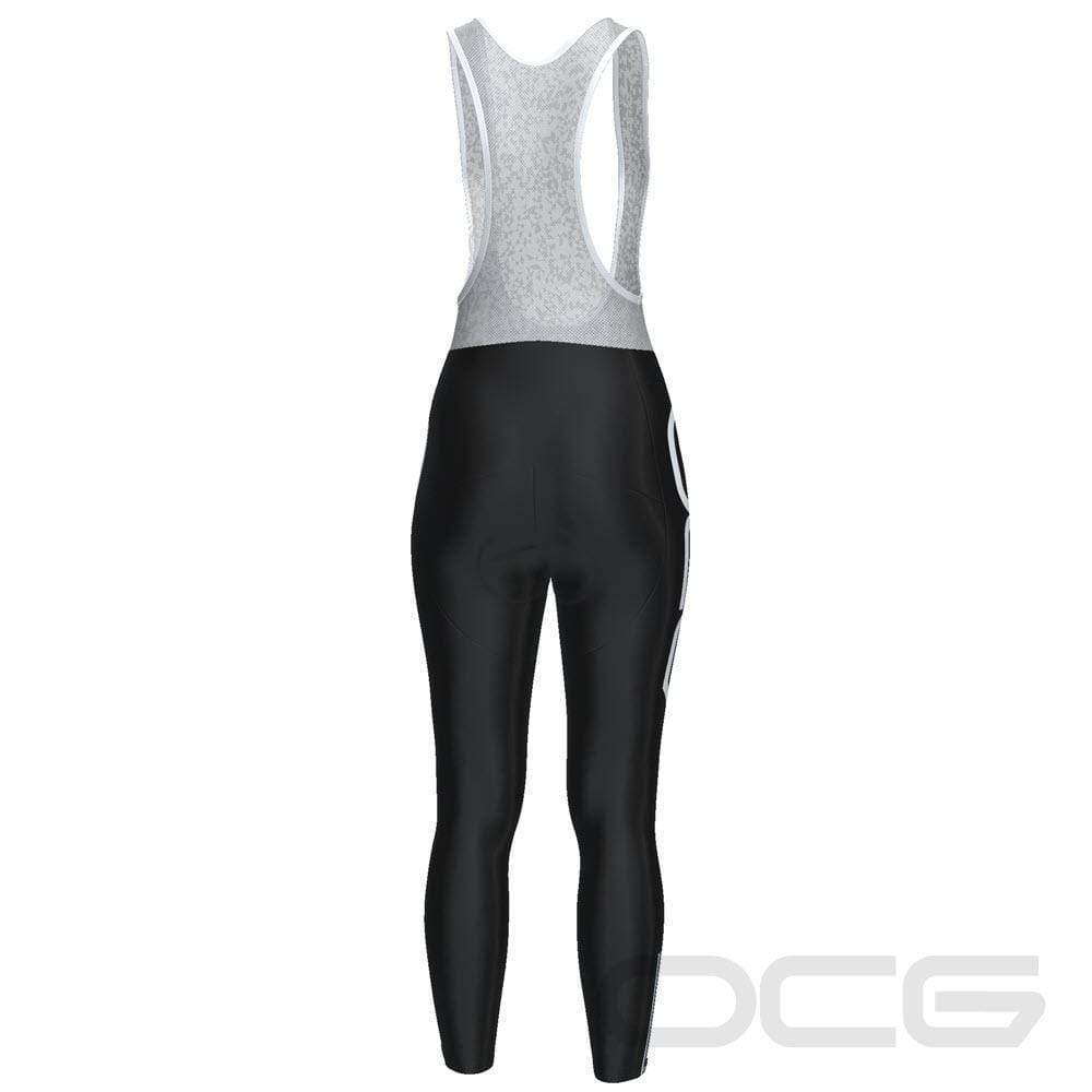 Women's OCG Bold Full-Length Cycling Bib Tights-OCG Originals-Online Cycling Gear Australia