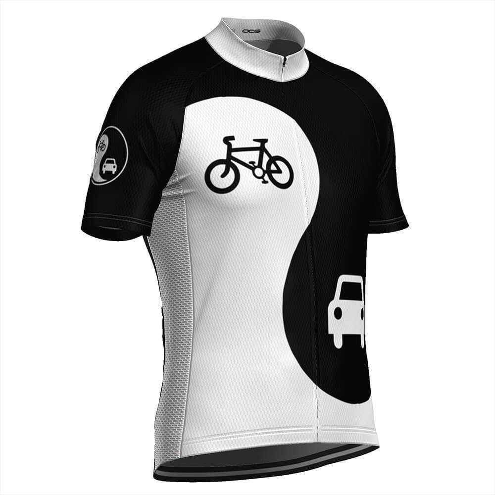 Yin and Yang Coexist Cycling Jersey-OCG Originals-Online Cycling Gear Australia