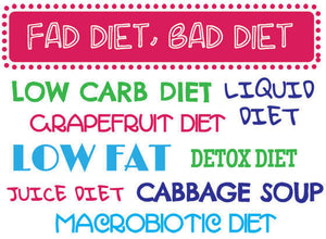 Explaining Fad Diets