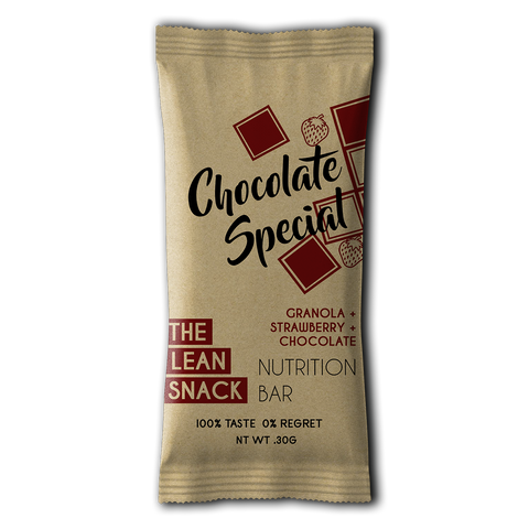 The Lean Snack Chocolate Special Granola Bar