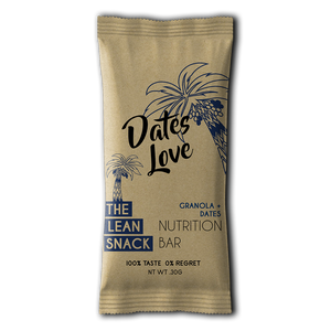 The Lean Snack Dates Love Granola Bar