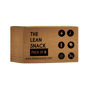 Monthly Subscription - Snack bar Assorted Flavours - 4 Deliveries