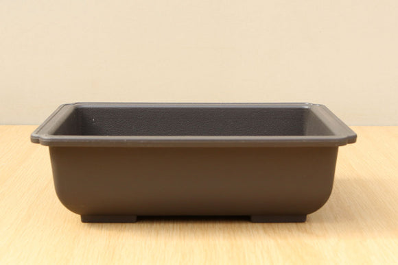 (B) Rectangular Plastic Training Pot Set - 8