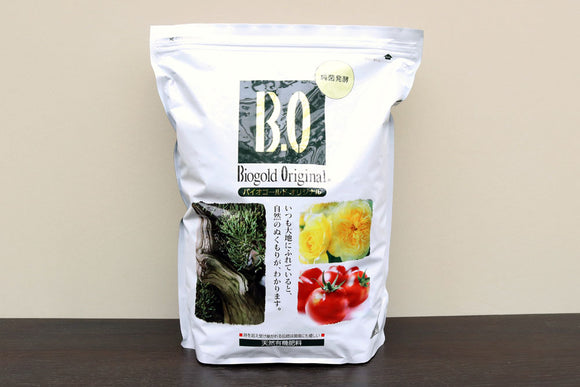 (D) Biogold Organic Bonsai Fertiliser (500g)