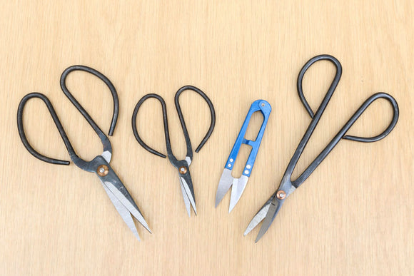 (M) Bonsai Scissor Set