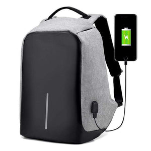 Social Hotcakes - USB Charging Laptop Backpack -