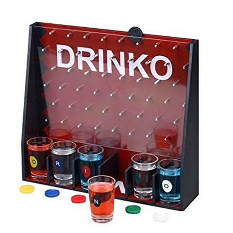 Social Hotcakes - Drinko Shot Party Game - Game