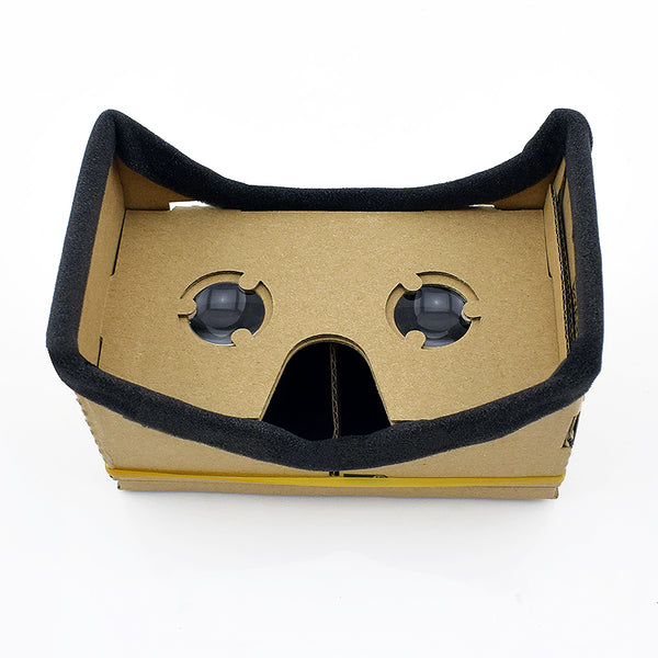 Social Hotcakes - Virtual Reality Headset -