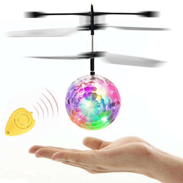 Social Hotcakes - LED Flying Aircraft -