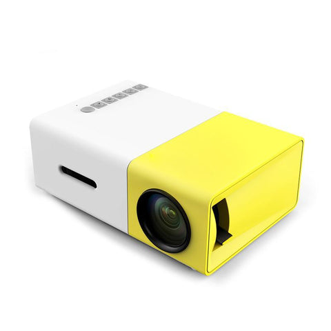 Social Hotcakes - HD Mini Projector - Mobile Compatible - Projector