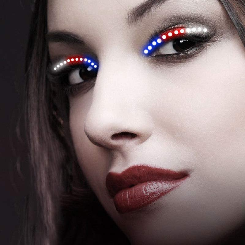 Social Hotcakes - LED Luminous False Eyelash -
