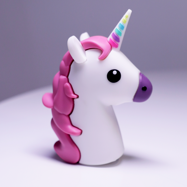 Social Hotcakes - Unicorn Portable Power Bank Charger -