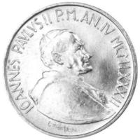 Vatican City / 1000 Lire / 1982