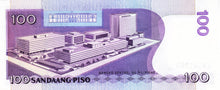 Philippines / P-172a / 100 Piso / ND (1987-94)