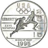 USA KM264 1 Dollar 1995 P