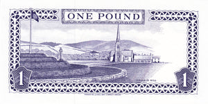 Isle of Man / P-40a / 1 Pound / ND