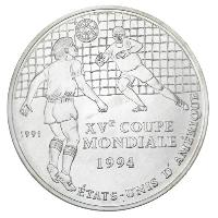 Congo Republic 500 Francs 1991