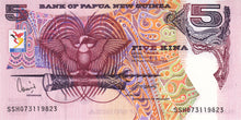 Papua New Guinea / P-34 / 5 Kina / 2007 / COMMEMORATIVE
