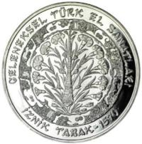 Turkey / 7'500'000 Lira / 2001