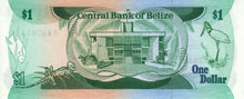 Belize / P-43 / 1 Dollar / 01.07.1983