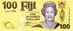 Fiji / P-114a / 100 Dollars  / ND (2007)