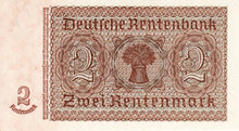 Germany / P-174b / 2 Rentenmark / 30.01.1937
