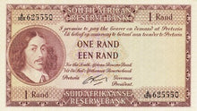 South Africa / P-102b / 1 Rand / ND (1962-65)