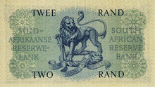 South Africa / P-104b / 2 Rand / ND (1962-65)