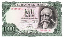 Spain / P-154 / 1000 Pesetas / 17.09.1971 / COMMEMORATIVE