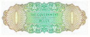 Belize / P-33a / 1 Dollar / 01.01.1974