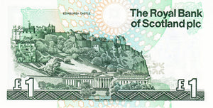 Scotland / P-356a / 1 Pound / 08.12.1992 / COMMEMORATIVE