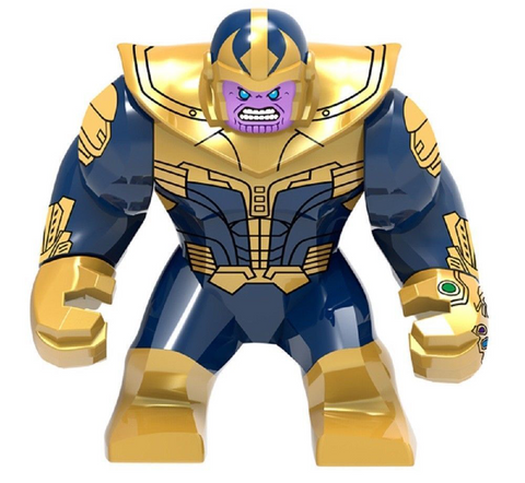 Thanos - Marvel Movie Minifigure
