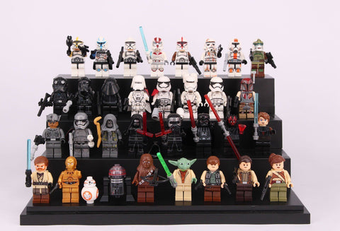 32 PCS Star Wars Minifigure Set-Minifigure-Milpapa's Toy Shop-Milpapa's Toy Shop