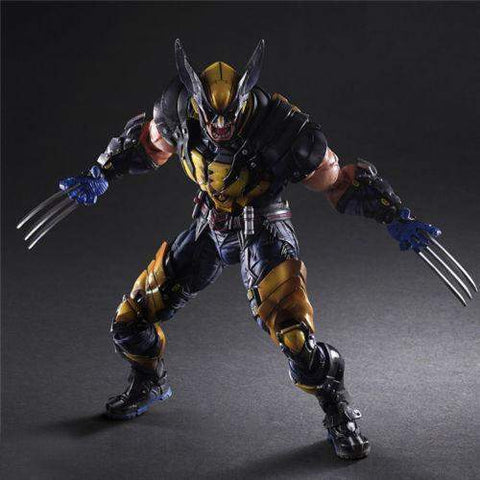 Wolverine - X-Men Marvel Movie Play Arts Action Figure-Figure-Milpapa's Toy Shop-Milpapa's Toy Shop