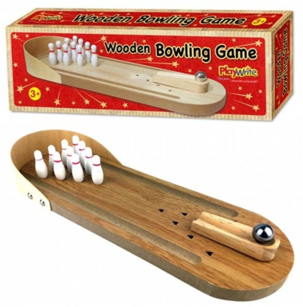 Keilubraut (Wooden Bowling Games)