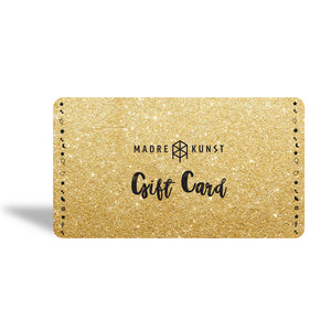 Madre Kunst Jewellery gift card