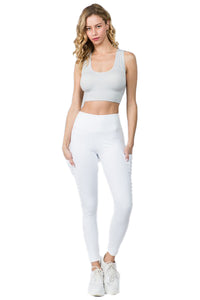 "Moto High-Rise 28"" Legging"