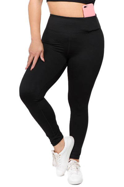 "Momentum Lux Satin High-Rise 28"" Legging"