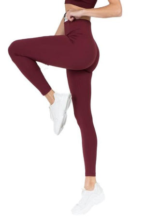 "Momentum Lux-Satin High-Rise 28"" Legging"