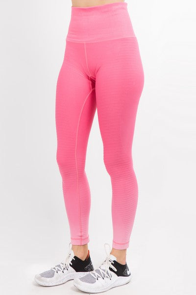 Ombre Sculpt High Waist Seamless Legging