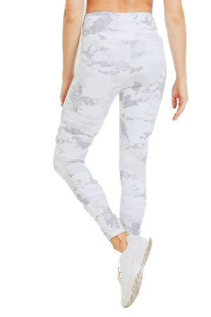 "Snow Camo High-Rise 28"" Legging"